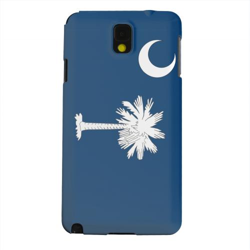Geeks Designer Line (GDL) Samsung Galaxy Note 3 Matte Hard Back Cover - South Carolina
