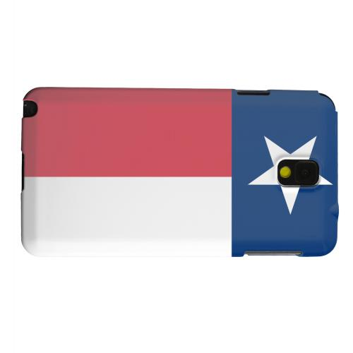Geeks Designer Line (GDL) Samsung Galaxy Note 3 Matte Hard Back Cover - Texas