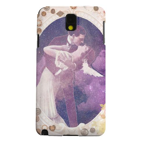 Geeks Designer Line (GDL) Samsung Galaxy Note 3 Matte Hard Back Cover - A Midsummer Night Swoon