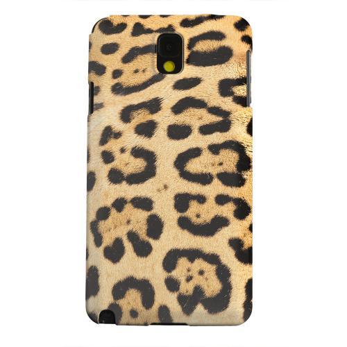 Geeks Designer Line (GDL) Samsung Galaxy Note 3 Matte Hard Back Cover - Jaguar