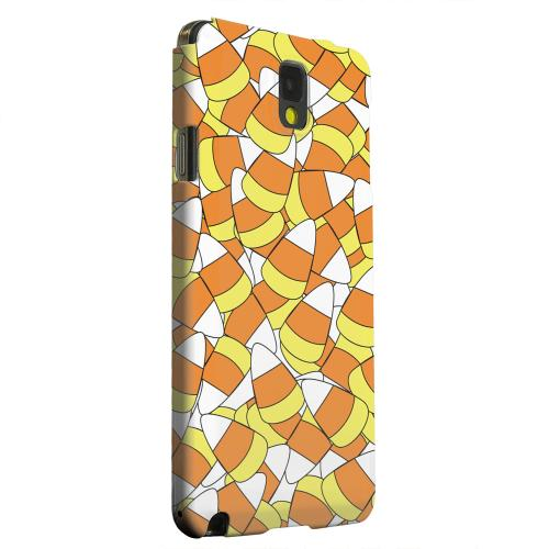 Geeks Designer Line (GDL) Samsung Galaxy Note 3 Matte Hard Back Cover - Candy Corn Galore