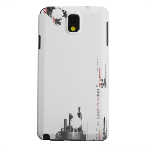 Geeks Designer Line (GDL) Samsung Galaxy Note 3 Matte Hard Back Cover - Factory B