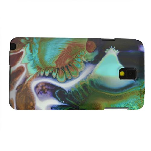 Geeks Designer Line (GDL) Samsung Galaxy Note 3 Matte Hard Back Cover - Shades of Eunmi