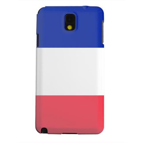 Geeks Designer Line (GDL) Samsung Galaxy Note 3 Matte Hard Back Cover - France