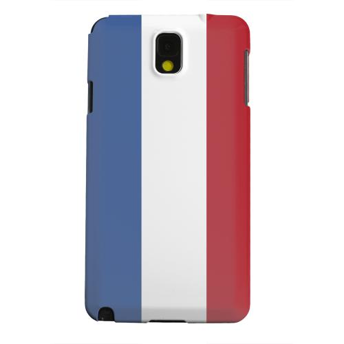 Geeks Designer Line (GDL) Samsung Galaxy Note 3 Matte Hard Back Cover - Netherlands