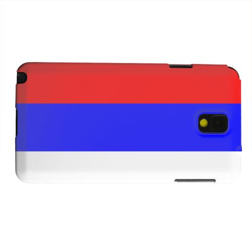 Geeks Designer Line (GDL) Samsung Galaxy Note 3 Matte Hard Back Cover - Russia