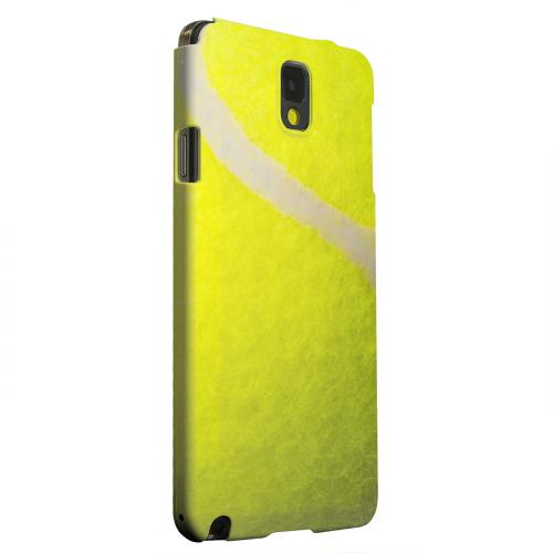 Geeks Designer Line (GDL) Samsung Galaxy Note 3 Matte Hard Back Cover - Tennis Ball