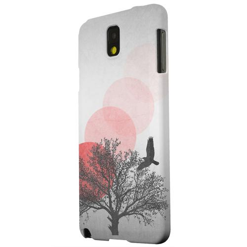Geeks Designer Line (GDL) Samsung Galaxy Note 3 Matte Hard Back Cover - Sunset Fade