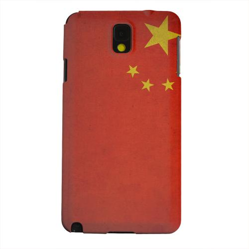Geeks Designer Line (GDL) Samsung Galaxy Note 3 Matte Hard Back Cover - Grunge China