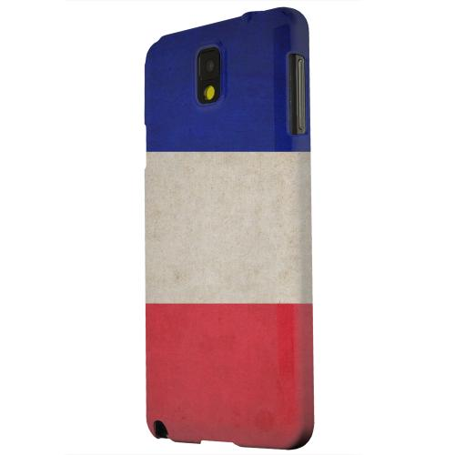 Geeks Designer Line (GDL) Samsung Galaxy Note 3 Matte Hard Back Cover - Grunge France