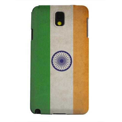 Geeks Designer Line (GDL) Samsung Galaxy Note 3 Matte Hard Back Cover - Grunge India