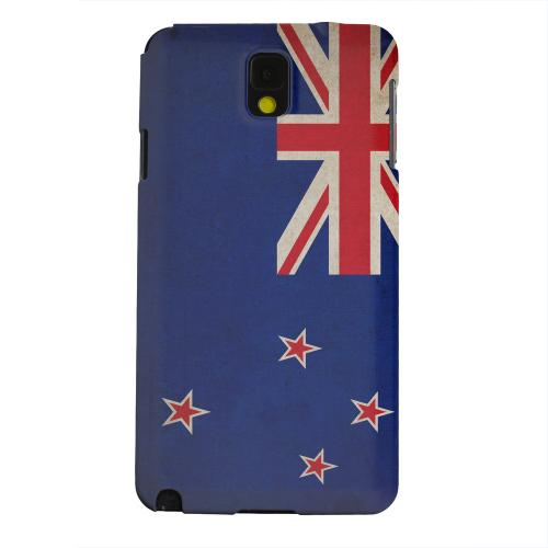 Geeks Designer Line (GDL) Samsung Galaxy Note 3 Matte Hard Back Cover - Grunge New Zealand