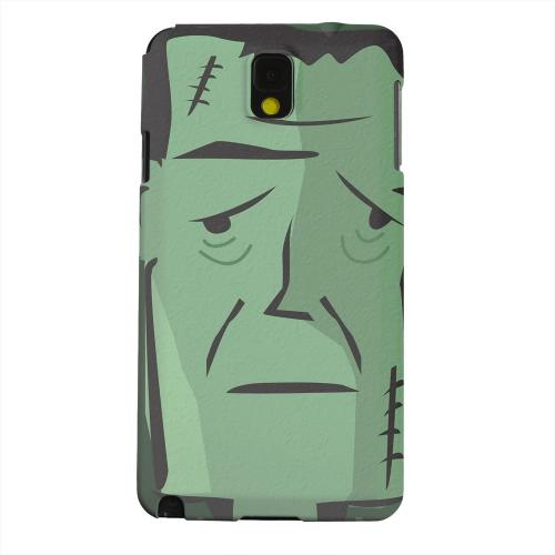 Geeks Designer Line (GDL) Samsung Galaxy Note 3 Matte Hard Back Cover - Lonely Frankenstein
