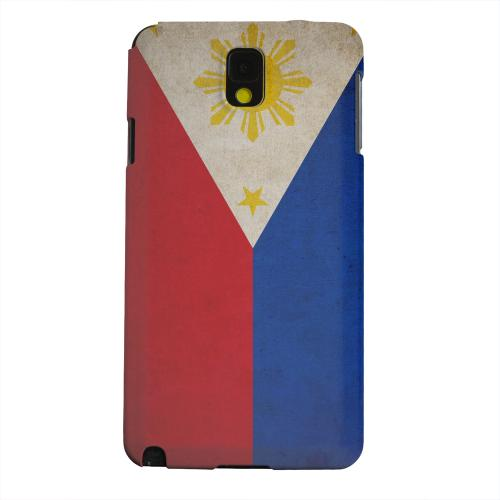 Geeks Designer Line (GDL) Samsung Galaxy Note 3 Matte Hard Back Cover - Grunge Philippines