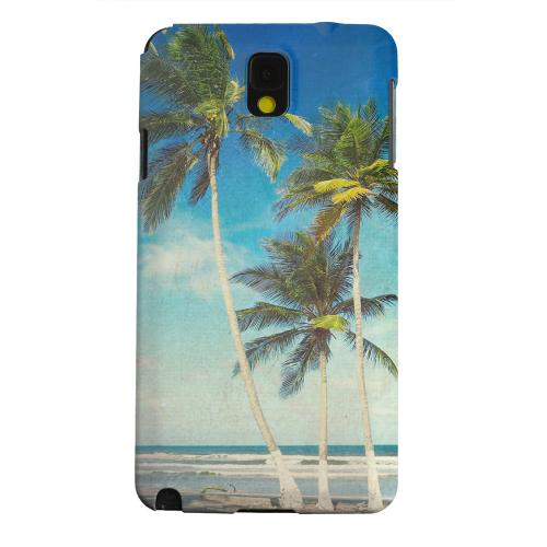 Geeks Designer Line (GDL) Samsung Galaxy Note 3 Matte Hard Back Cover - Coconut