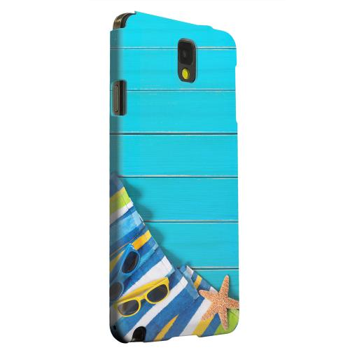 Geeks Designer Line (GDL) Samsung Galaxy Note 3 Matte Hard Back Cover - Decked Out