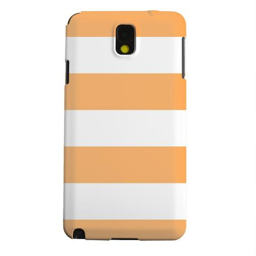 Geeks Designer Line (GDL) Samsung Galaxy Note 3 Matte Hard Back Cover - Big Orange