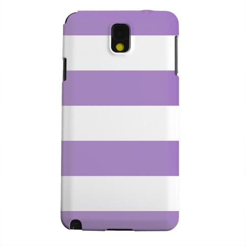 Geeks Designer Line (GDL) Samsung Galaxy Note 3 Matte Hard Back Cover - Big Purple