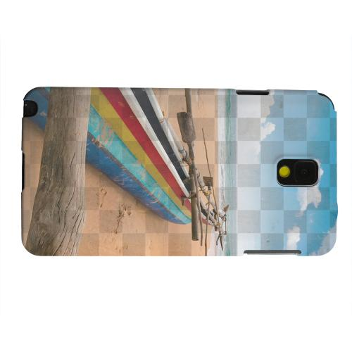 Geeks Designer Line (GDL) Samsung Galaxy Note 3 Matte Hard Back Cover - Beach Bum