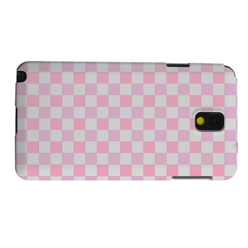 Geeks Designer Line (GDL) Samsung Galaxy Note 3 Matte Hard Back Cover - Pinkish