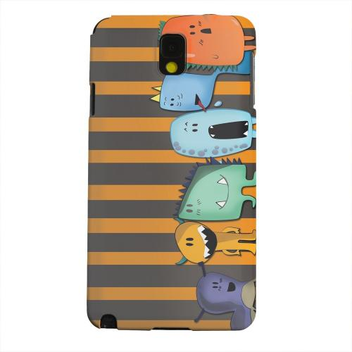Geeks Designer Line (GDL) Samsung Galaxy Note 3 Matte Hard Back Cover - ZORGBLATS Line Up