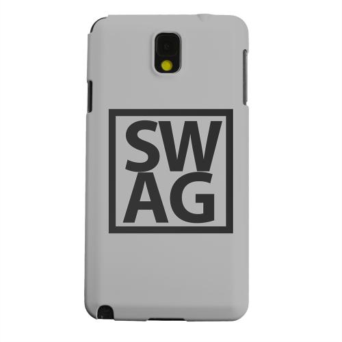 Geeks Designer Line (GDL) Samsung Galaxy Note 3 Matte Hard Back Cover - Swag Box