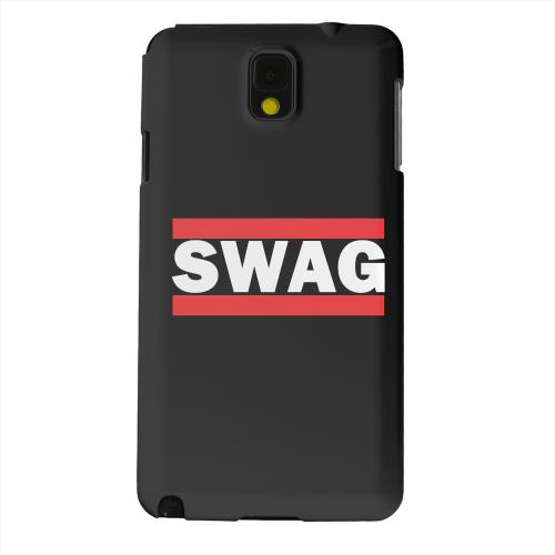 Geeks Designer Line (GDL) Samsung Galaxy Note 3 Matte Hard Back Cover - Swag DMC