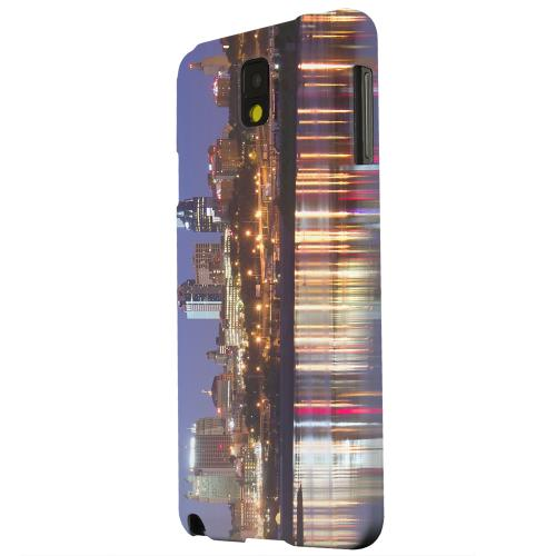 Geeks Designer Line (GDL) Samsung Galaxy Note 3 Matte Hard Back Cover - Kansas City