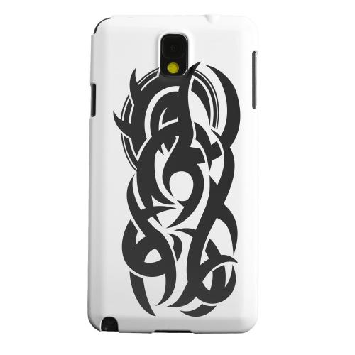 Geeks Designer Line (GDL) Samsung Galaxy Note 3 Matte Hard Back Cover - Tribal