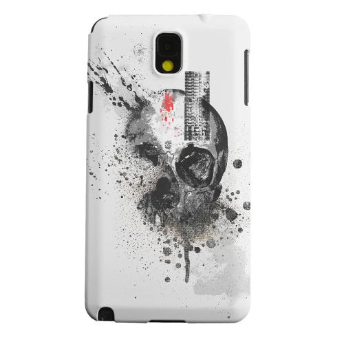 Geeks Designer Line (GDL) Samsung Galaxy Note 3 Matte Hard Back Cover - Deconstruction
