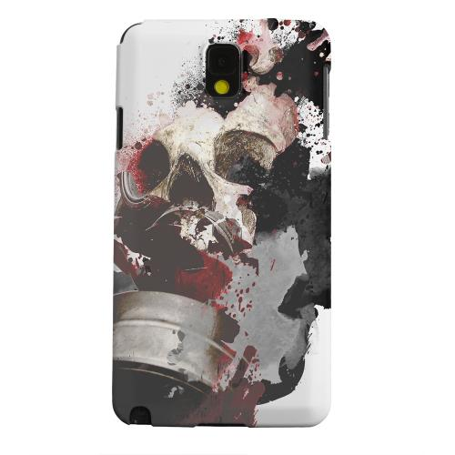 Geeks Designer Line (GDL) Samsung Galaxy Note 3 Matte Hard Back Cover - The Addict