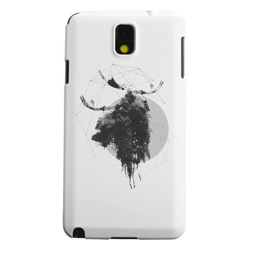 Geeks Designer Line (GDL) Samsung Galaxy Note 3 Matte Hard Back Cover - The Shaman