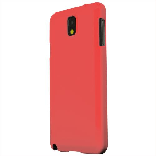 Geeks Designer Line (GDL) Samsung Galaxy Note 3 Matte Hard Back Cover - S13 Pantone Poppy Red