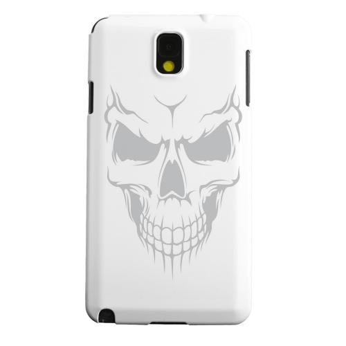 Geeks Designer Line (GDL) Samsung Galaxy Note 3 Matte Hard Back Cover - Evil Dead Mesh on White