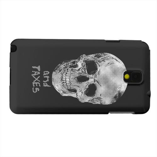 Geeks Designer Line (GDL) Samsung Galaxy Note 3 Matte Hard Back Cover - Guarantees in Life