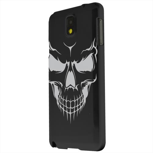 Geeks Designer Line (GDL) Samsung Galaxy Note 3 Matte Hard Back Cover - Evil Dead Mesh on Black