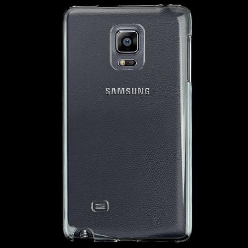 Samsung Galaxy Note Edge Protective Slim Hard Case Cover [Clear] [Ultra Slim and Perfect Fitting Samsung Galaxy Note Edge Case]