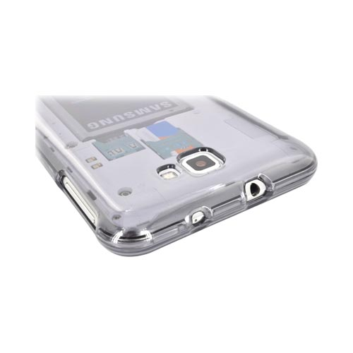 Samsung Galaxy Note Hard Case - Smoke