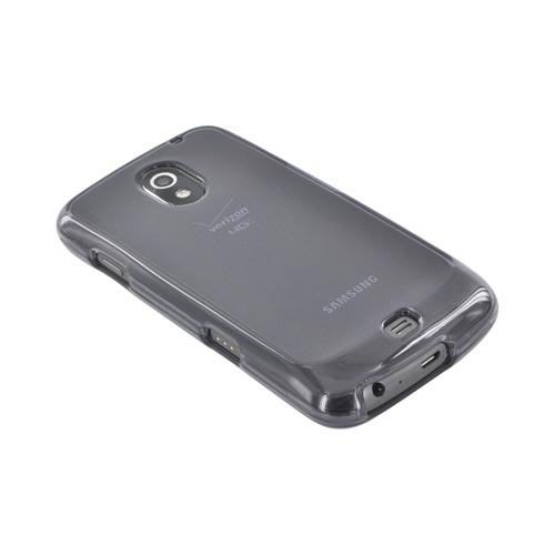 Samsung Galaxy Nexus Hard Case - Transparent Smoke