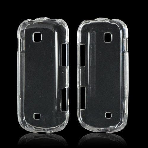 Transparent Clear Hard Case for Samsung Galaxy Stellar