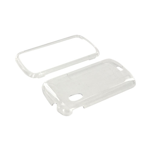 Samsung Stratosphere i405 Hard Case - Transparent Clear