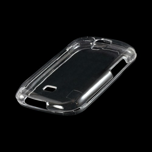 Transparent Clear Hard Case for Samsung Stratosphere 2