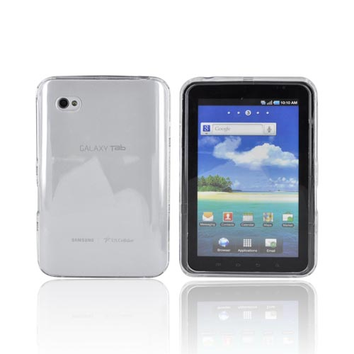 Samsung Galaxy Tab 7.0 Hard Case - Clear