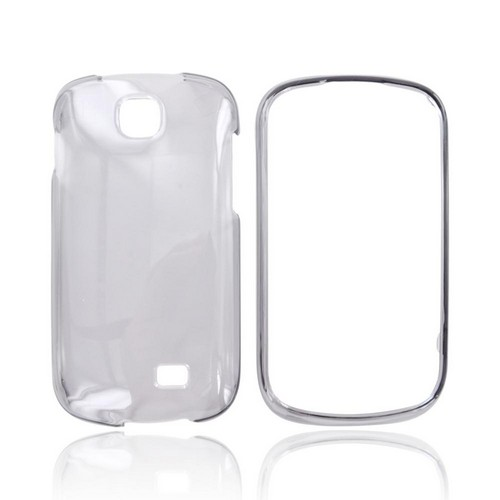 Samsung Galaxy Appeal Hard Case - Transparent Smoke