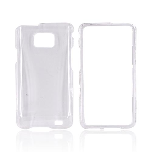 AT&T Samsung Galaxy S2 Hard Case - Clear