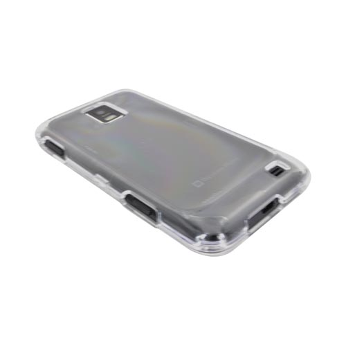 Samsung Focus S i937 Hard Case - Clear