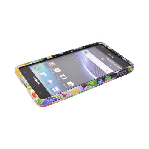 Samsung Infuse i997 Hard Case - Flower Art