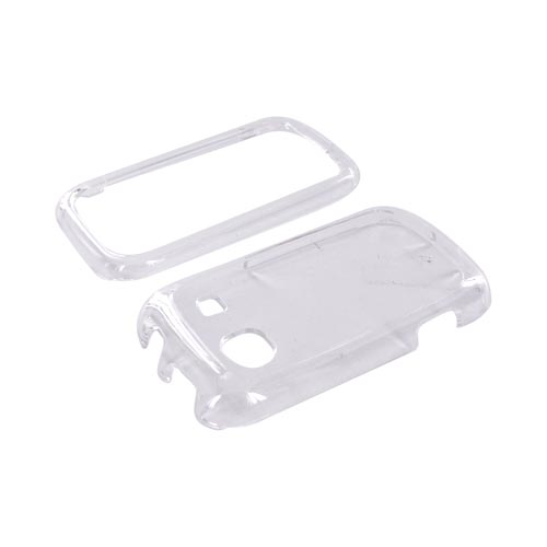 Samsung Trender M380 Hard Case - Clear