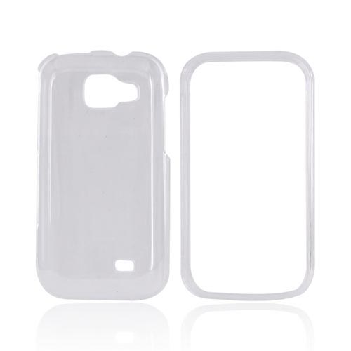 Samsung Transform M920 Hard Case - Transparent Clear