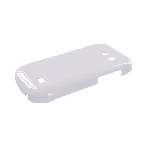 Samsung Transform M920 Hard Case - White